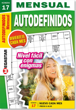 Autodefinidos mensual / 17 ed.
