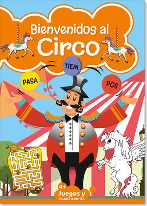 Bienvenidos al circo pasatiempos
