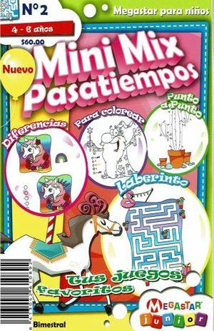 MINI MIX PASATIEMPOS / 4 ED.