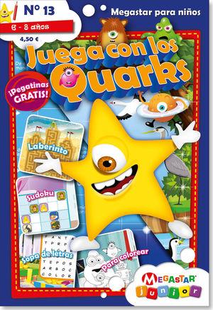 Juega con Quarks #13