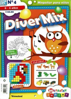 Diver Mix / 4 ed.
