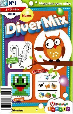 DIVER MIX / 3 ED.