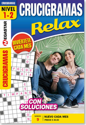 Crucigramas Relax