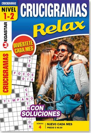 Crucigramas relax / 4 ed.