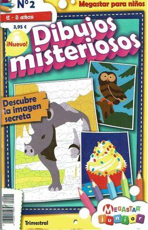 DIBUJOS MISTERIOSOS