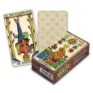 Spanish. Tarot español (Libro + 78 cartas)