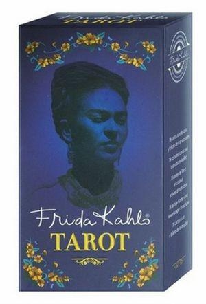 Tarot Frida Kahlo (Libro + 78 cartas)