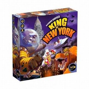 KING OF NEW YORK. DESTRUYE LA GRAN MANZANA