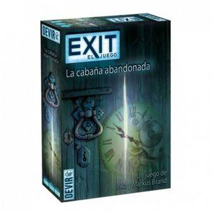 EXIT 1. LA CABAÑA ABANDONADA