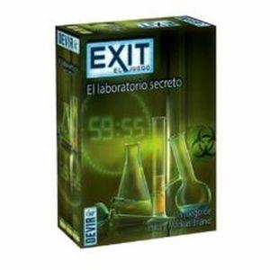 EXIT 3. EL LABORATORIO SECRETO