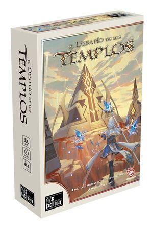 Desafio de los Templos