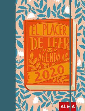 AGENDA EL PLACER DE LEER 2020