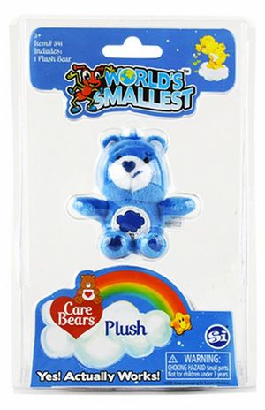 World's Smallest Care Bears (4 modelos)