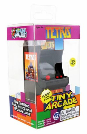 Super Impulse - Tiny Arcade Tetris