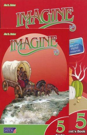 PAQ. IMAGINE 2.0 5 (STUDENTS BOOK + READER)