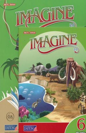 PAQ. IMAGINE 2.0 6 (STUDENTS BOOK + READER)
