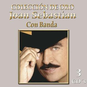 JOAN SEBASTIAN / COLECCION DE ORO CON BANDA (3 CDS)