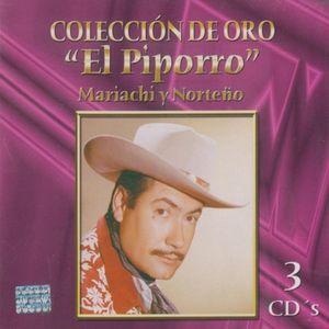PIPORRO, EL / COLECCION DE ORO MARIACHI Y NORTEÑO (3 CDS)