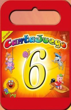 CANTAJUEGO / VOL. 6 / CD + DVD