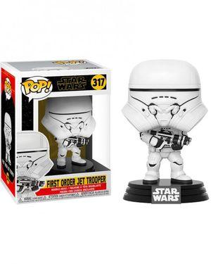 Ascenso de Skywalker - First Order Jet Trooper / Funko Pop! Star Wars #317