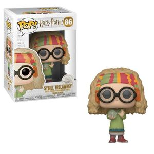 Harry Potter S7 - Profesora Sybill Trelawney / Funko Pop! HP #86
