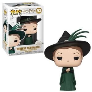 HARRY POTTER S8 - MINERVA MCGONAGALL YULE BALL / FUNKO POP WIZARDING WORLD 93