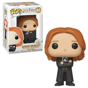 HARRY POTTER S8 - GEORGE WESLEY YULE BALL / FUNKO POP WIZARDING WORLD 97