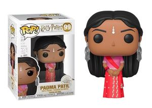Harry Potter S8 - Padma Patil (Yule Ball) / Funko Pop! Wizarding World #99