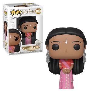 Harry Potter S8 - Pavarti Patil (Yule Ball) / Funko Pop! Wizarding World #100