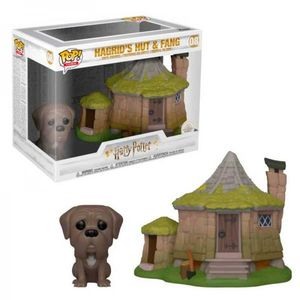 Harry Potter - Hagrid's Hut & Fang / Funko Pop! Town #08
