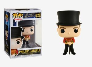 The Greatest Showman - Phillip Carlyle / Funko Pop! Movies #828