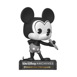 Walt Disney Archives - Plane Crazy Mickey / Funko Pop! #797