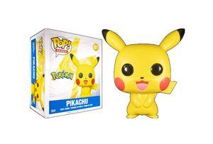 Pokémon - Pikachu / Funko Pop! Games #01