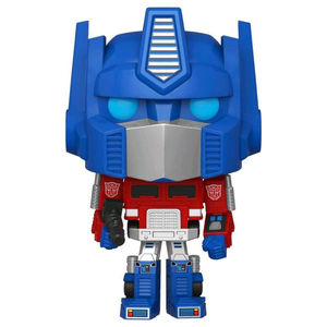 Transformers - Optimus Prime / Funko Pop! Retro Toys #22