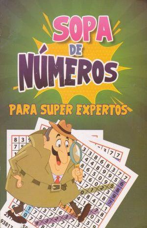 SOPAS DE NUMEROS PARA SUPER EXPERTOS
