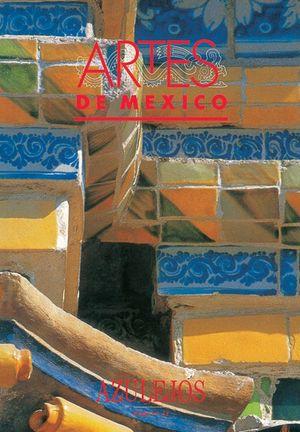 ARTES DE MEXICO # 24. AZULEJOS