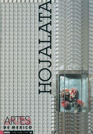 ARTES DE MEXICO # 44. HOJALATA
