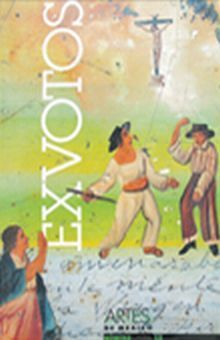 ARTES DE MEXICO # 53. EXVOTOS