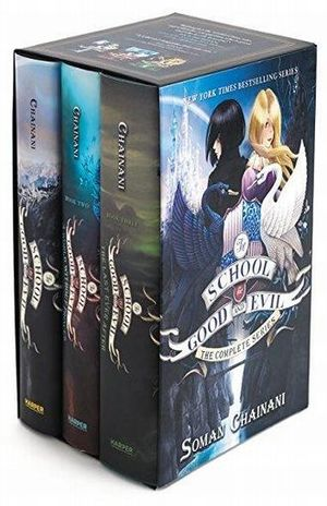 SCHOOL FOR GOOD AND EVIL, THE. THE SERIES COMPLETE BOX SET BOOKS 1 - 3