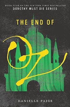 END OF OZ (INTERNATIONAL EDITION)