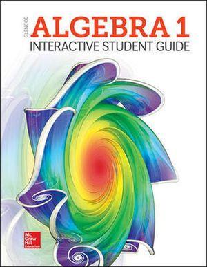 Algebra 1. Interactive student guide