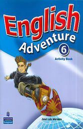 ENGLISH ADVENTURE 6 ACTIVITY BOOK