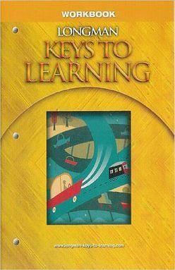 LONGMAN KEYS TO LEARNING WORKBOOK