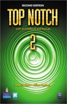 TOP NOTCH 2. ACTIVEBOOK AND MY LAB / 2 ED.