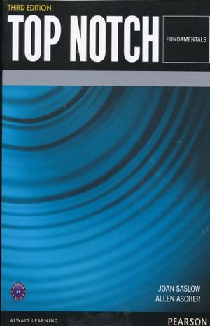 TOP NOTCH FUNDAMENTALS. STUDENTS BOOK / 3 ED.