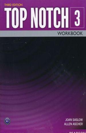 TOP NOTCH 3. WORKBOOK / 3 ED.