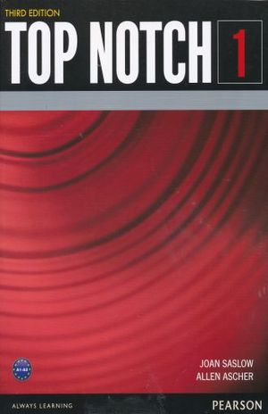 TOP NOTCH 1. STUDENTS BOOK / 3 ED.