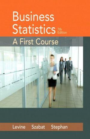 BUSINESS STATISTICS / 7 ED.