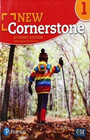 NEW CORNERSTONE / STUDENT EDITION WITH DIGITAL RESOURCES GRADE 1