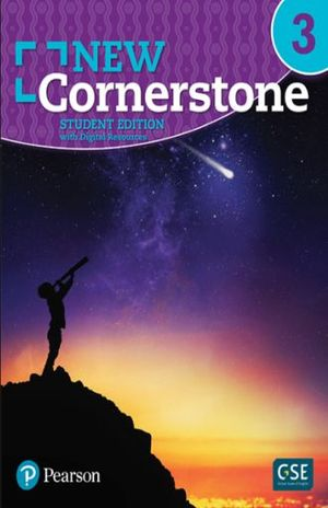 NEW CORNERSTONE / STUDENT EDITION WITH DIGITAL RESOURCES GRADE 3